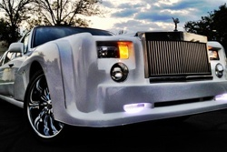Concerts - Limo Hire