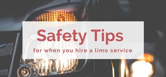 Limo Safety Tips