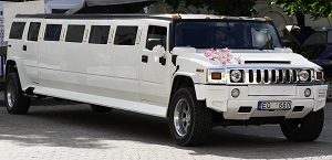 Anniversary Limo Hire