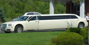 Chrysler 300c Limo For Hire