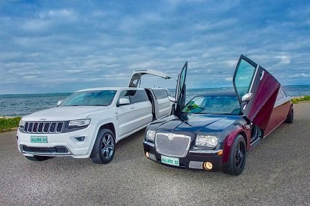 Commercial Limo Hire